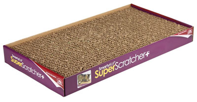 3. SmartyCat Inclined Cat Scratcher