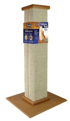 2. Pioneer Pet Scratching Post