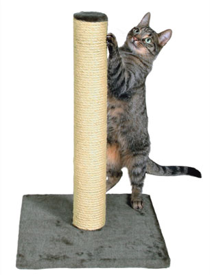 7. Trixie Scratching Post