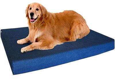 2. Orthopedic Memory Foam Pet Dog Bed