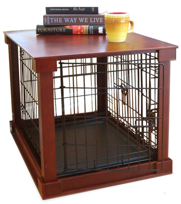 2. Merry Products Cage with Crate Cover Set