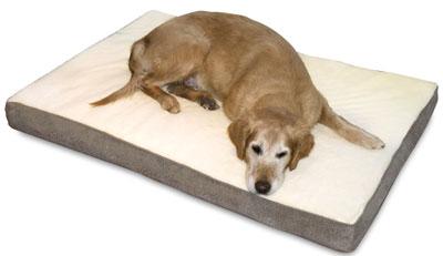 4. Happy Hounds Oscar Orthopedic Dog Bed