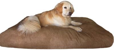 5. Overstuffed Memory Mix Foam Pet Dog