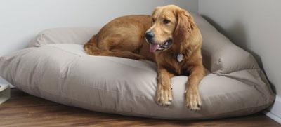 6. Hidden Valley Corner Pet Bed