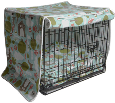 8. Molly Mutt Crate Cover