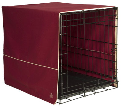 6. Pet Dreams Classic Crate Cover