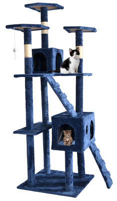 4. BestPet Cat Tree