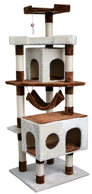 9. Carb-certified Cat Tree Condo