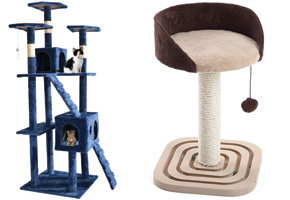 Top 10 Best Cat Scratching Posts in 2019 Reviews