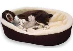 Top 10 Best Dog Beds for Large Dogs in 2019 Reviews