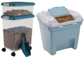 Top 10 Best Pet Food Storage Containers Reviews