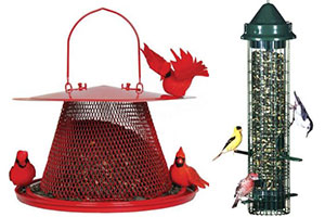 Top 10 Best Bird Feeder for Cardinals in 2018 Reviews
