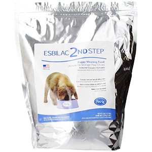 4. PetAg Esbilac 2nd Step Puppy Weaning Food