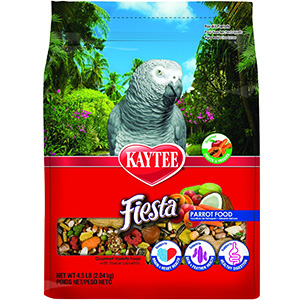 1. Kaytee Fiesta Bird Food