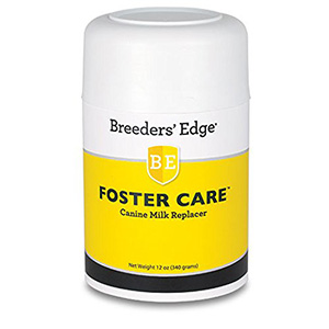 9. Canine Powdered Milk Replacer