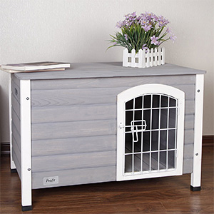 8. Petsfit Indoor Dog House For Small Dog