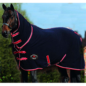 9. 78 Horse Sheet Polar FLEECE COOLER