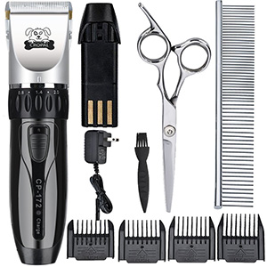 4. Cropal Pet Grooming Clippers