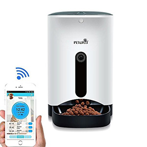 7. SmartFeeder, WOpet Automatic Pet Feeder