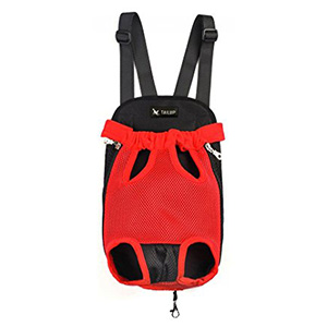 8. TAILUP Legs Out Front Dog Carrier Backpack