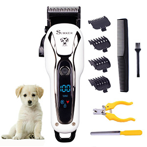 3. SURKER Dog Clippers