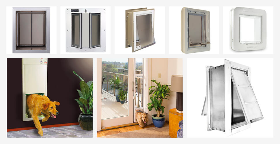 Top 10 Best Electronic Dog Doors in 2018 Reviews