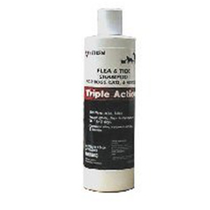 9. Vet-KemTriple Action Flea and Tick Shampoo