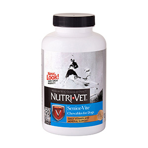 10. Nutri-Vet Multi-Vite Chewables for Dogs