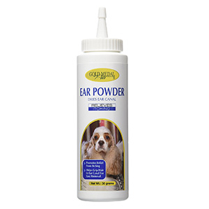7. Gold Medal Groomers Ear Powder