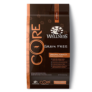 9. Wellness CORE Natural Grain Free Dry Dog Food