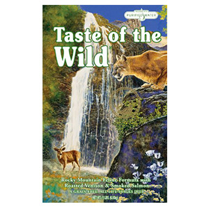 7. Taste of the Wild Cat Food