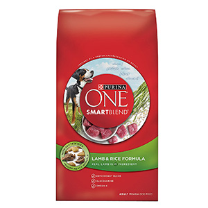 3. Purina ONE Dry Dog Food