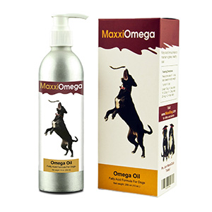 6. MaxxiDogOmega Oil for Dogs