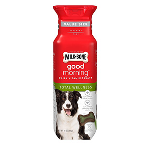 7. Milk-Bone Vitamin Dog Treats