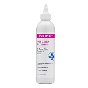 9. Pet MD Otic Ear Cleaner