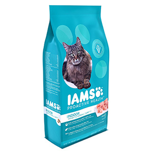 8. IAMS Proactive Health Specialized Care Adult Dry Cat Food