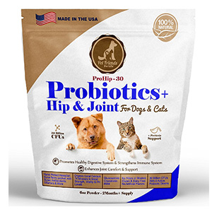 8. Best Probiotics + Hip and Joint for Dogs & Cats