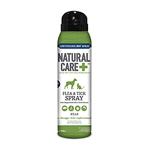 5. Natural Care Flea and Tick Spray