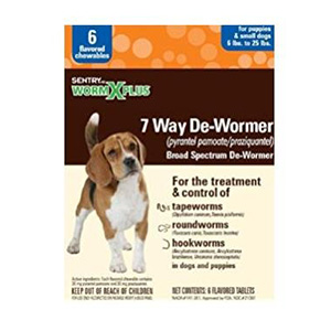 10. SENTRY Worm X Plus DeWormer
