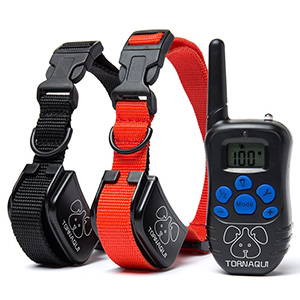 6. Tornaqui Dog Shock Collar