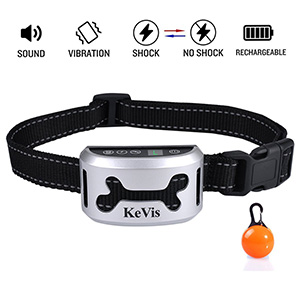 7. Anti Bark Reflective Collar