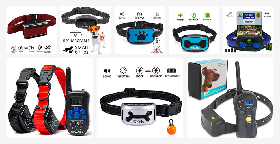 Top 10 Best Dog Bark Collars in 2018 Reviews