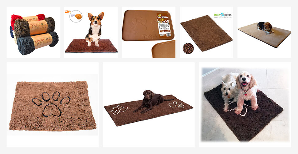 Top 10 Best Dogs Rugs and Mats in 2018 Reviews