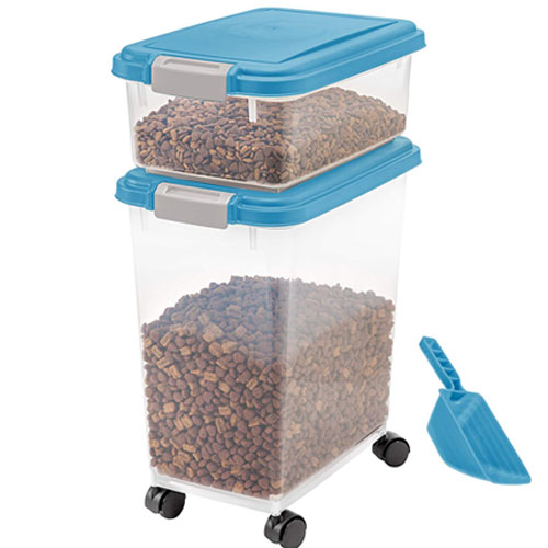10 Best Pet Food Storage Containers of 2019 Reviews
